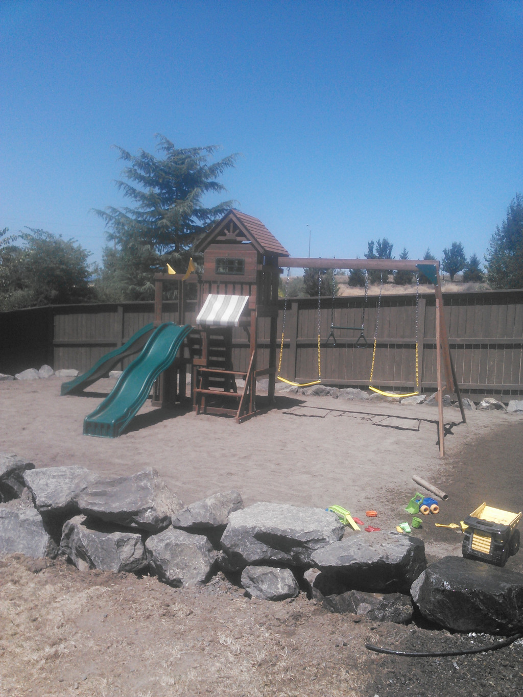 Wall Construction Services : Affordable retaining walls construction services company